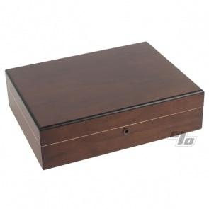 8x11 Dark Humidor w/7x7 Pollen Box