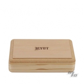 RYOT 3x5 Solid Top Pollen Box Natural