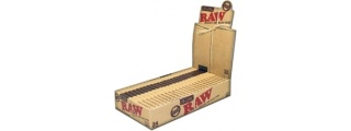 RAW Organic Hemp Papers 1 1/4 BOX/24