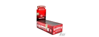 Elements Red Hemp Rolling Papers SW Box/25