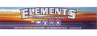 Elements King Size Slim Box/50