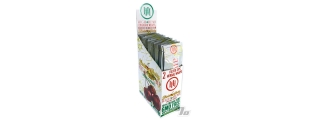 High Hemp Organic Cherry Blunt Wraps Box of 25
