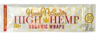 High Hemp Organic Honey Blunt Wraps