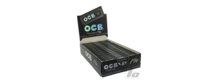 OCB Premium Rolling Papers 1 1/4 Box/24