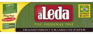 Aleda Transparent King Size Papers Box/40