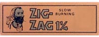 Zig Zag 1 1/4 Orange Box/24