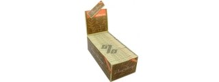 Pure Hemp Unbleached Single Wide Box/50