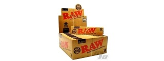 RAW Natural King Size Slim Box/50