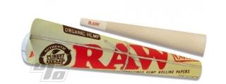 RAW Organic Hemp 1 1/4 Cones 6 Pk