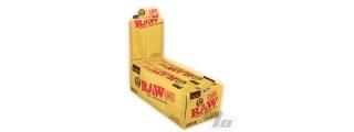 RAW Natural Lean Cones 20Pk Box/12