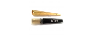 Shine 24k Gold King Size Cone