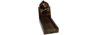 Smoking Brown 1 1/4 Unbleached Box/25