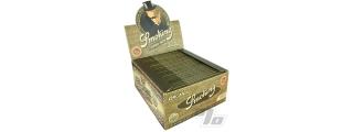 Smoking Organic Rolling Papers KS Box/50
