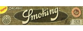 Smoking Organic Rolling Papers King Size
