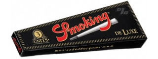 Smoking Deluxe King Size Cones 3 Pack