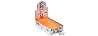 Zig Zag 1 1/4 Orange Box/24