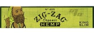 Zig Zag Organic Hemp KS Rolling Papers