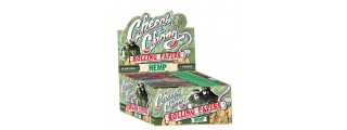 Cheech and Chong King Size Hemp Rolling Papers Box/50