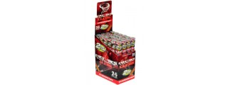 Cyclones Clear Strawberry Blunt Cone Box/24