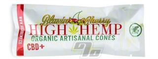 High Hemp PreRolled Cones Cherry