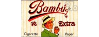 Bambu 1/2 Extra Rolling Papers
