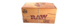 RAW 1 1/4 Cones Box/32
