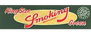 Smoking Green King Size Box of 50