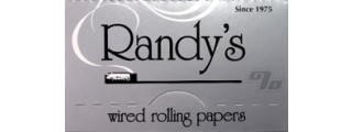 Randy's Classic Wired 1 1/4 Rolling Papers