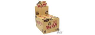 RAW Single 70/24 Cones 20 Pack Box/12