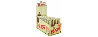 RAW Organic Hemp KS Cones Box/32