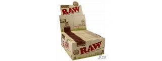 RAW Organic Hemp KS Slim Papers BOX/50