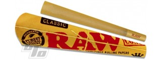 RAW King Size Cones 3 Pack