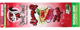 Skunk Hemp Wraps Cherry Pie Terps 2 Pack