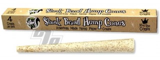 Skunk Organic Hemp Cones KS 4 Pack