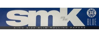 SMK Blue King Size Rolling Paper Pack
