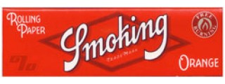 Smoking #8 Orange Freeburn Pack