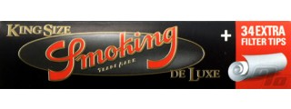 Smoking Deluxe King Size w/Filters Pack