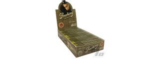 Smoking Organic Hemp 1 1/4 Papers Box/25