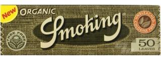 Smoking Organic Hemp 1 1/4 Rolling Papers