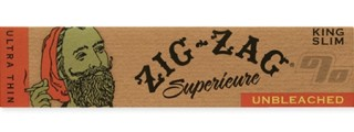 Zig Zag Unbleached KS Rolling Papers