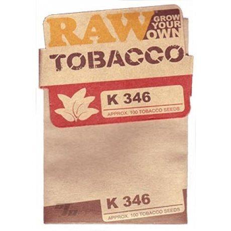 RAW GYO Tobacco Seeds K346