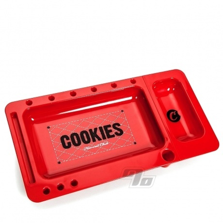 Cookies Rolling Tray 2.0 Red from Berner
