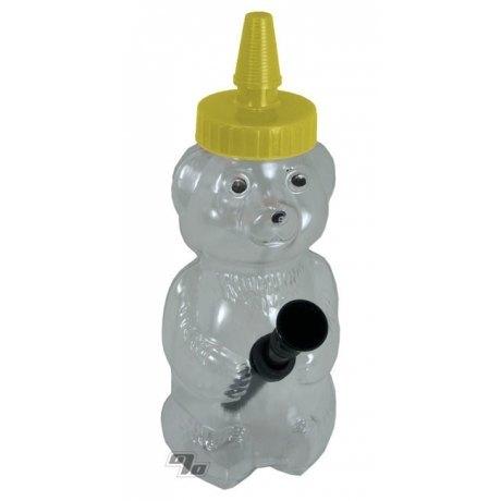Honey Bear Pipe in Yellow