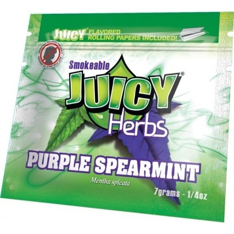 Juicy Herbs - Purple Spearmint - 7g