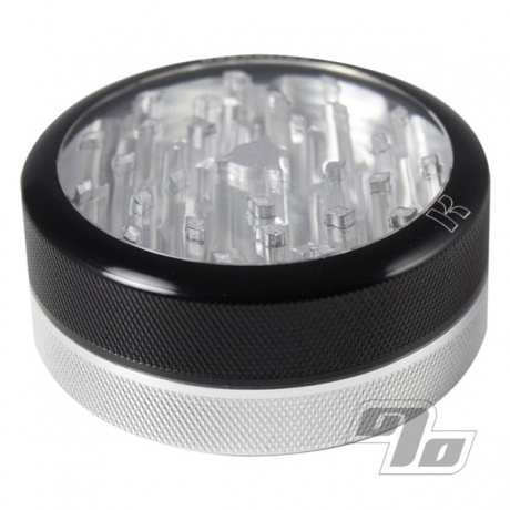 Kannastor Clear Top Grinder 2.5in / 2 piece