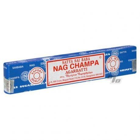 12x Nag Champa Incense 15gm boxes