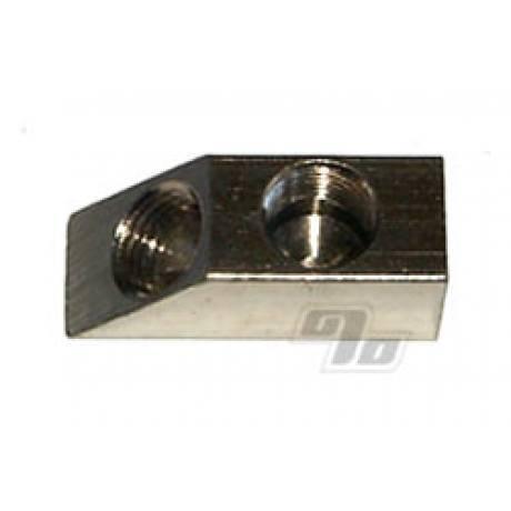 Wedge Armback - Nickel