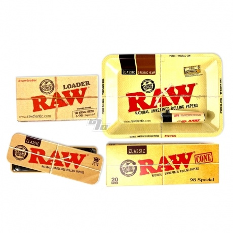 RAW Cones Bundle for a RAW Cones filler