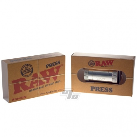 RAW Pollen Press from RAW Rolling Papers