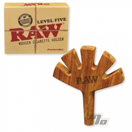 RAW Level 5 Joint Holder from RAW Rolling Papers